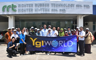 YGL CONVERGENCE BERHAD LEADS STUDENTS FROM UNIVERSITI UTARA MALAYSIA IN VISITING GERMAN FACTORY AND LEARN HOW YGL E-CORPORATE SUITE COMPUTERISED GERMAN BASED MANUFACTURERS