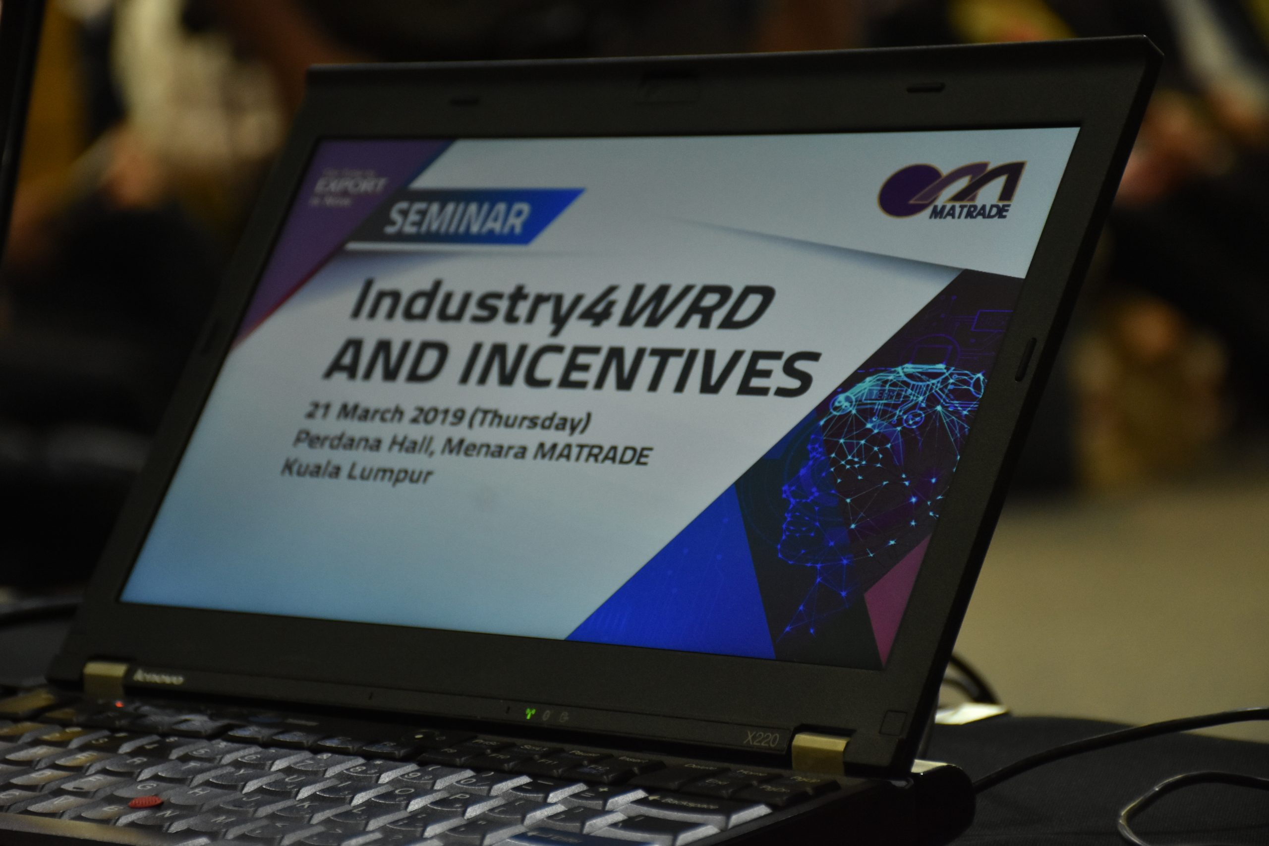 Industry4WRD and Incentive