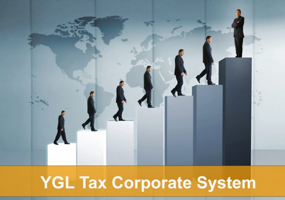 Corporate tax system