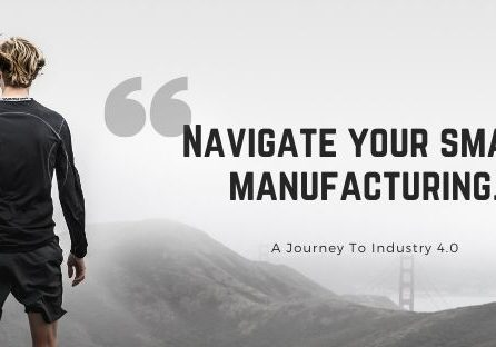 Navigate your smart manufacturing.