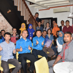 """TALK ON INDUSTRY 4.0 AT JOINT EVENT WITH TELEKOM MALAYSIA (""""TM"""")"""