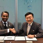 Beyond 4 partnership MOU signing ceremony with KCOM